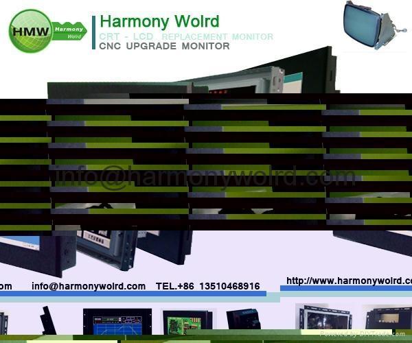 Upgrade Mitsubishi Monitor FHL6115 FHL7155 FL-6605 FL6615 FHF3500 FS6605 To LCDs 7