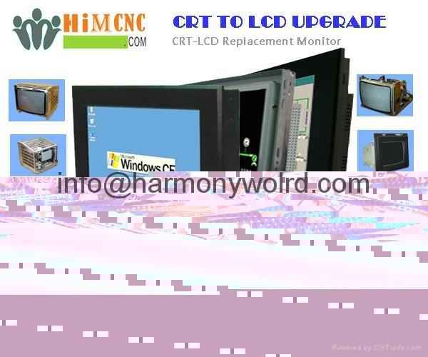 Upgrade Mitsubishi Monitor HL6915 HL6935 HL6945 HL6955 HL7925 HL7955 CRT To LCDs 1