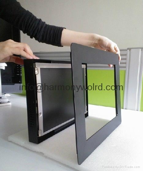Upgrade LUCIUS & BAER CC15V-NET VM3819-1 ECM1411DMS CC14 CRT MONITOR to LCDs  8
