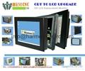 Upgrade LUCIUS & BAER CC15V-NET VM3819-1 ECM1411DMS CC14 CRT MONITOR to LCDs