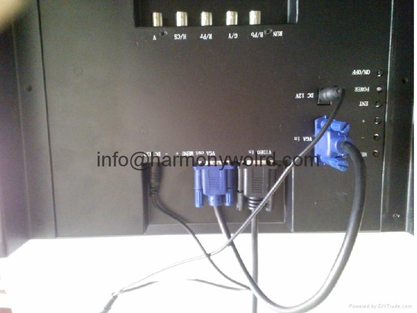Upgrade Microvitec Monitor 12HC4CAS MV12LCDL-MC MV12LCDL-CHA CRT To LCDs 12