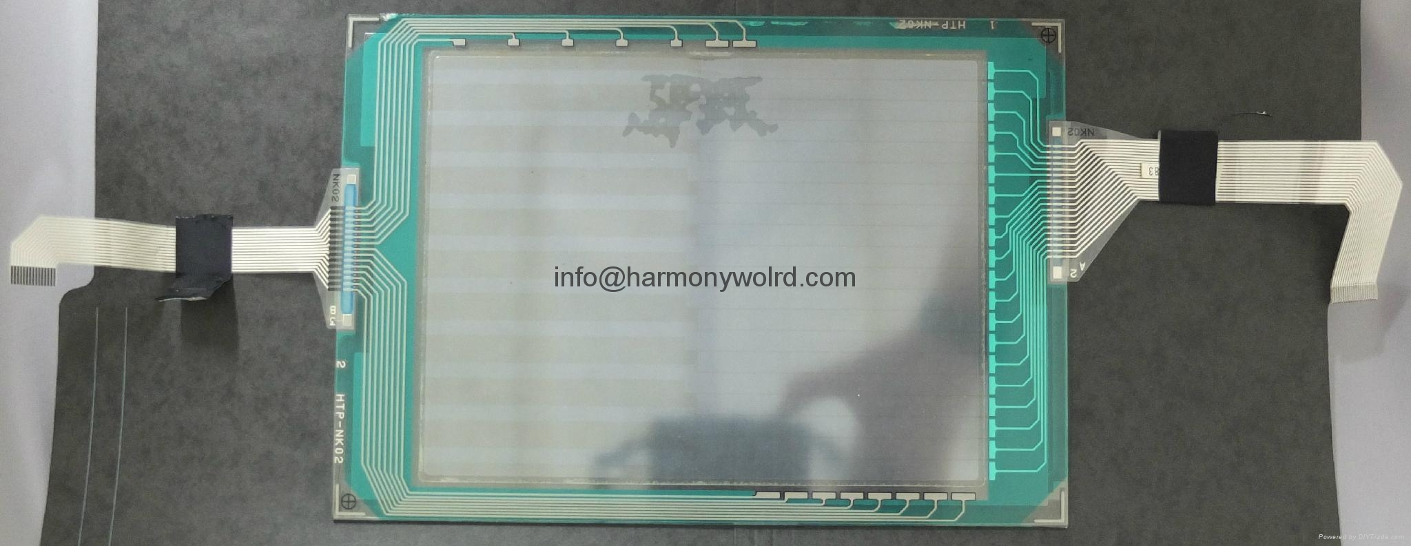 LCD display and TouchScreen Kits For Mori Seiki E03025A02 E77004A01 E77076B03    3
