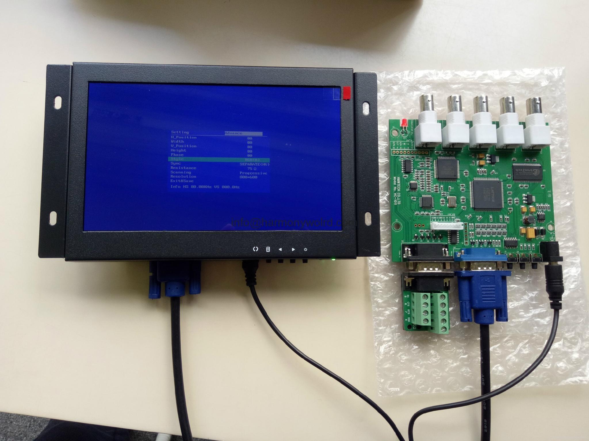 Upgrade Monitor for MOTOROLA M1000-100 M1000-155 M1000-190 MD1000-190 MD1000-390 4