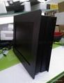 LCD replacement monitor POLATECH 022 331 12 INCH MONO MONITOR BNC INPUT 2