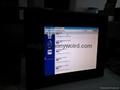 LCD replacement monitor POLATECH 022 331 12 INCH MONO MONITOR BNC INPUT 8