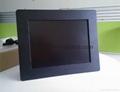LCD replacement monitor POLATECH 022 331 12 INCH MONO MONITOR BNC INPUT 7