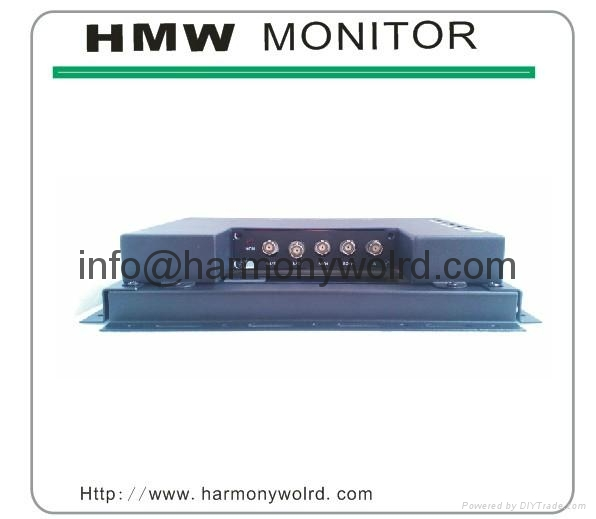 "Upgrade monitor Sampo 579417TA SM-0901 Siemens 9"" monochrome monitor. 2"