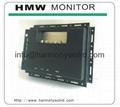 "Upgrade monitor Sampo 579417TA SM-0901 Siemens 9"" monochrome monitor. 4"