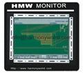 "Upgrade monitor Sampo 579417TA SM-0901 Siemens 9"" monochrome monitor. 5"