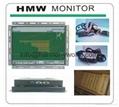 "Upgrade monitor Sampo 579417TA SM-0901 Siemens 9"" monochrome monitor. 6"