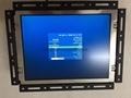 "Upgrade monitor Sampo 579417TA SM-0901 Siemens 9"" monochrome monitor. 11"