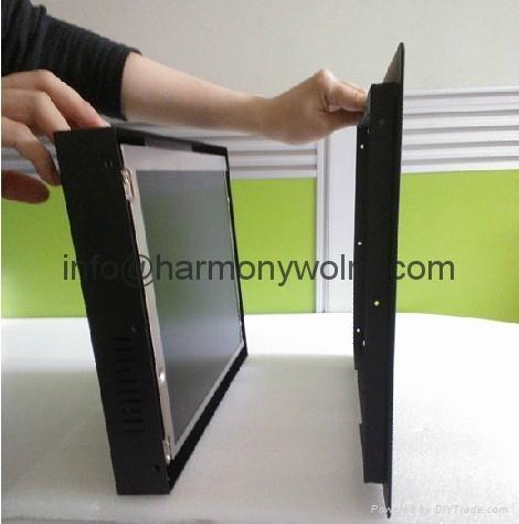 Upgrade SAMSUNG monitor 12HBYLAN CM4531 TCM-1448A1  TCM-1448G to LCDs  3