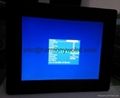 Upgrade SAMSUNG monitor 12HBYLAN CM4531 TCM-1448A1  TCM-1448G to LCDs  6
