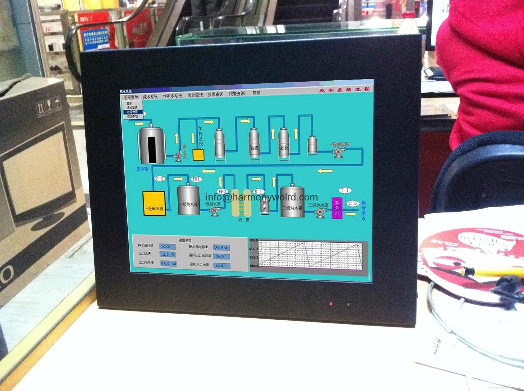 Replace the Kristel monitor L104KSVSTS1 L104KVGHBS2 L104KVGSTN1 L104KVGSTN2  3