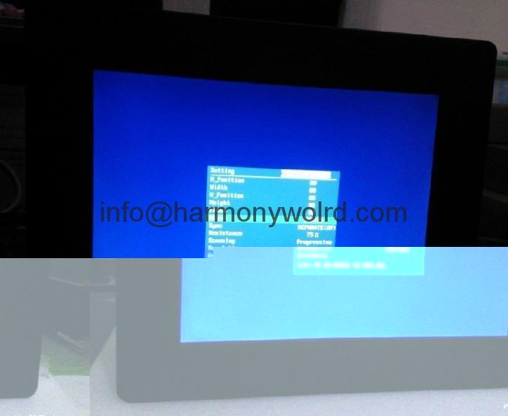 Upgrade Monitor for Xycom HMI 8503 8450 8320 4870 4860 4850 4812 4810ER+DC    6
