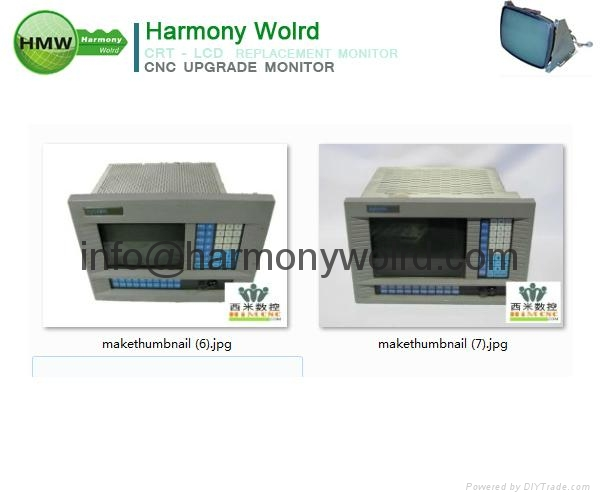 Upgrade Monitor for Xycom HMI 2000T 9406ACT 9403 99566-021 9487 9486 9485 9465  15