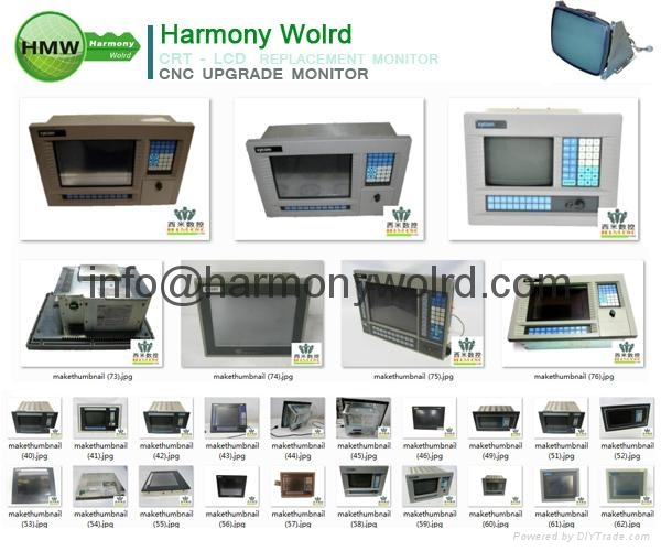 Upgrade Monitor for Xycom HMI 2000T 9406ACT 9403 99566-021 9487 9486 9485 9465  18