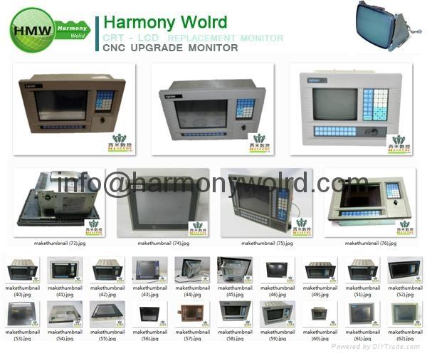 Upgrade Monitor for Xycom HMI 3408T 3406T 3512KPM  3510-KP 3410T 3515T  3535KPM  2