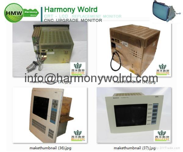 Upgrade Modicon Monitors 91-00744-06 91-00935-00 91-01064-00 91-01094-00 to LCDs 12