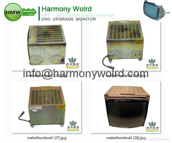 Upgrade Modicon Monitors 91-01161-00 91-01424-00 91-01430-00 91-01430-02 to LCDs 10