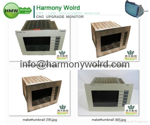 Upgrade Modicon Monitors 91-01161-00 91-01424-00 91-01430-00 91-01430-02 to LCDs 19