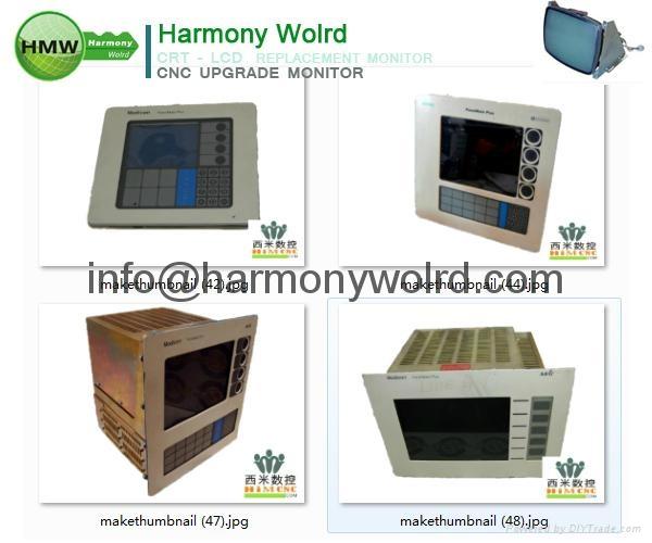 Upgrade Modicon Monitors 91-01161-00 91-01424-00 91-01430-00 91-01430-02 to LCDs 20