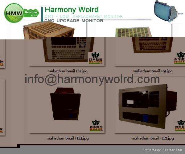 Upgrade 91-01538-01 Modicon Monitors 91-01538-05 92-00226-03 92-00922-00 to LCDs 5