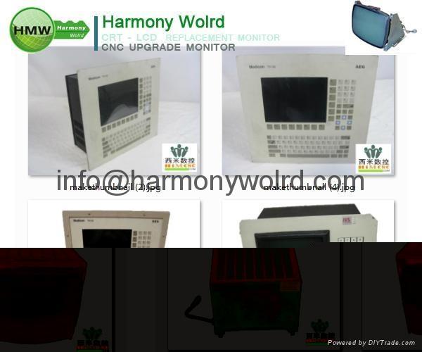 Upgrade 91-01538-01 Modicon Monitors 91-01538-05 92-00226-03 92-00922-00 to LCDs 7