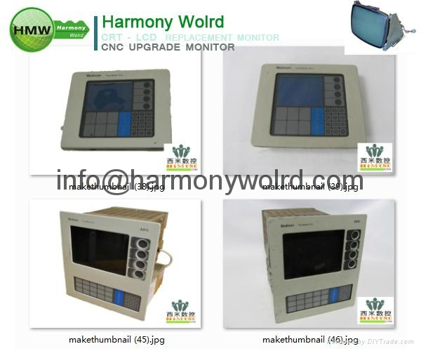 Upgrade MM-FMC3-010 Modicon Monitors MM-FMN3-000 MM-KPSD-000 MM-ONC2-000 to LCDs 6