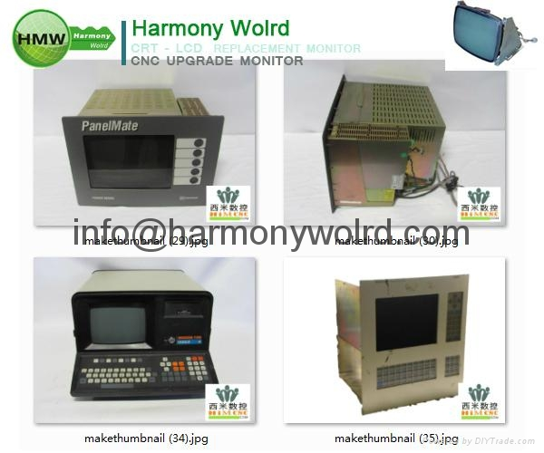 Upgrade MM-FMC3-010 Modicon Monitors MM-FMN3-000 MM-KPSD-000 MM-ONC2-000 to LCDs 8