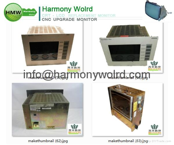 Upgrade MM-FMC3-010 Modicon Monitors MM-FMN3-000 MM-KPSD-000 MM-ONC2-000 to LCDs 14