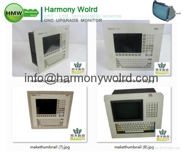 Upgrade MM-PM15-414 MM-PM21-400 MM-PM22400C MM-PMA1-400 Modicon Monitors to LCD  4