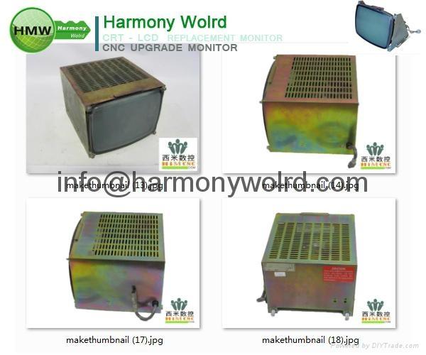 Upgrade MM-PM15-414 MM-PM21-400 MM-PM22400C MM-PMA1-400 Modicon Monitors to LCD  10