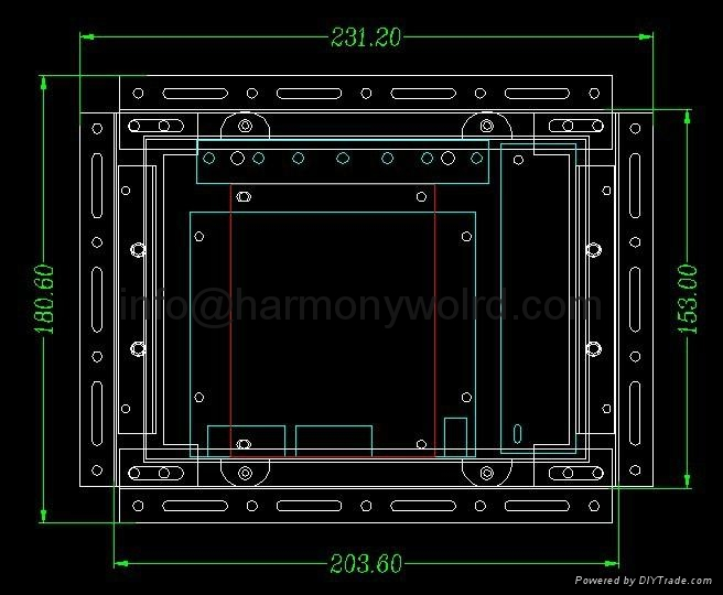 Upgrade PA-0547-100 PA-0547-200 PA-0602-000 PA-0612-000 Modicon Monitors to LCD  7