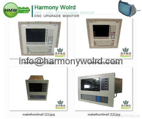 Upgrade PA-0547-100 PA-0547-200 PA-0602-000 PA-0612-000 Modicon Monitors to LCD  11