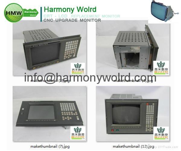 Upgrade A02B-0120-C071/MA Fanuc Monitors A02B-0163-C322 A02B-0163-C341  10