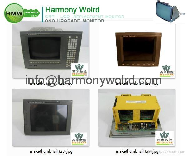 Upgrade A02B-0166-C001 Fanuc Monitors A02B-0200-C071 A02B-0200-C115  13