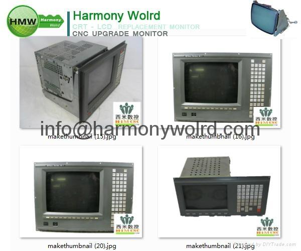Upgrade A05B-2020-C101 FanucMonitor A05B-2020-C103 A05B-2022-C101 A61L-0001-0072 6