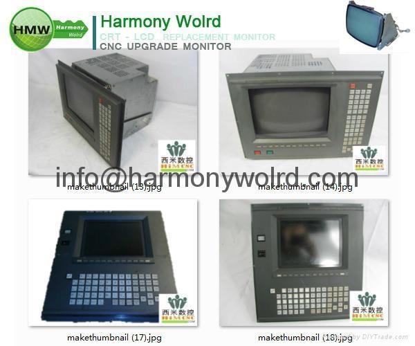 Upgrade A05B-2020-C101 FanucMonitor A05B-2020-C103 A05B-2022-C101 A61L-0001-0072 10