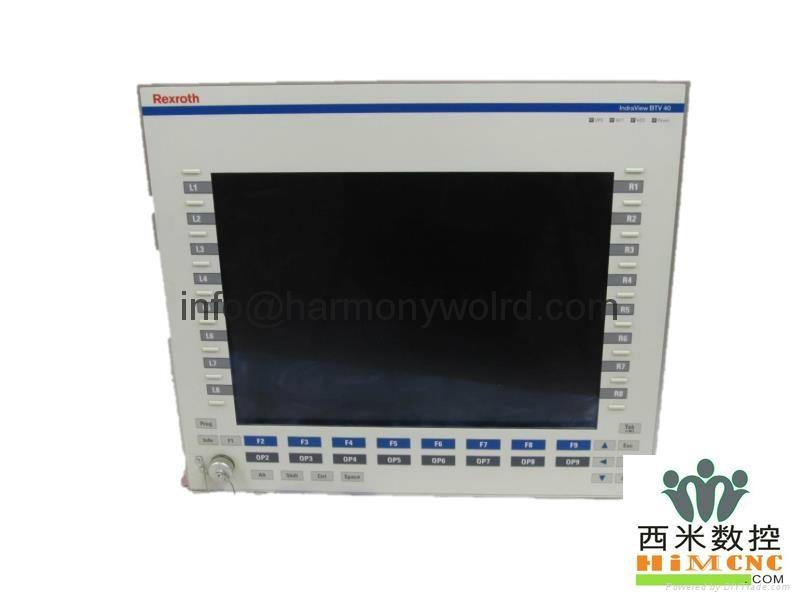 Upgrade Monitor BTV01.0AA-08N-25C-BA-NN-FW BTV01.2CA-08N-50A-AB-NN-FW Indramat 4