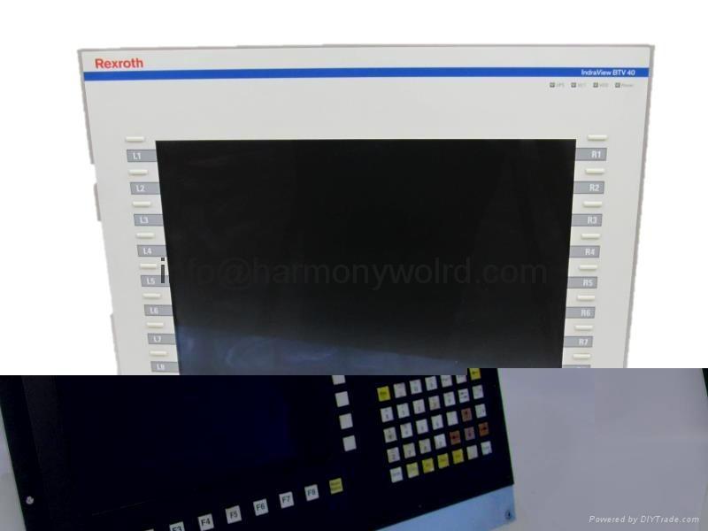 Upgrade Monitor BTV01.0AA-08N-25C-BA-NN-FW BTV01.2CA-08N-50A-AB-NN-FW Indramat 5