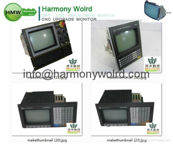Upgrade monitor For Allen Bradley HMI 1770-TA 1784-T30A 1784-T30C 1784-T30G  9