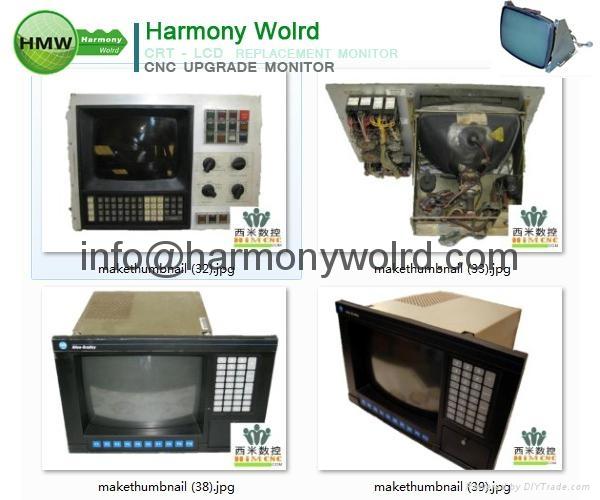 Upgrade Monitor Allen Bradley 8520-FOP 8520-FOP7 8520-MOP 8520-MOP7 8520-OPC  10