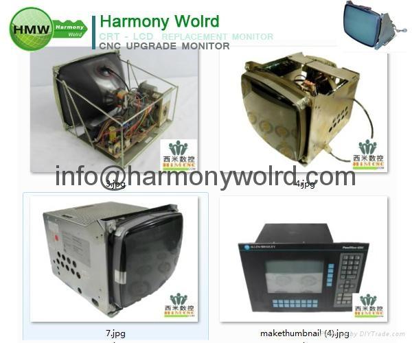 Upgrade Monitor Allen Bradley 8520-OPCP 8520-OPS1 8520-VCRT 8520-VCRT1 8520-VOP1 9