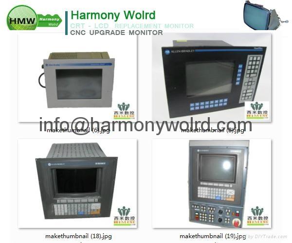 Upgrade Monitor for Allen Bradley HMI 86000P1 D3200357A DS3200-357A  TV120 8
