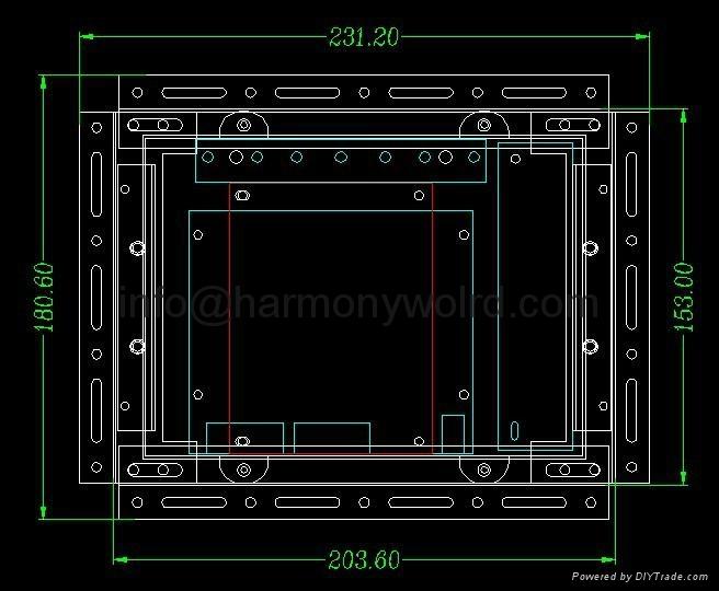 Upgrade Z-AXIS monitors V109AM071 V109AM025 V109AM048 V20931021 V20904012  3