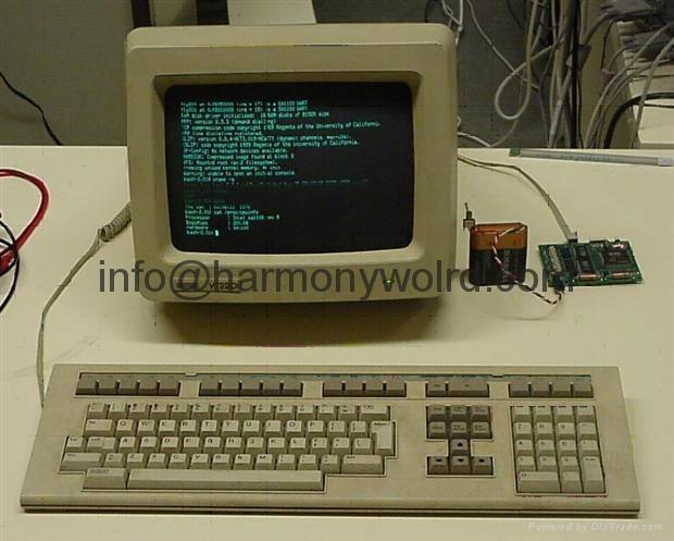 Upgrade monitor for DEC terminals VT05/52/100/101 VT220/320 VT500/510/520/525   8