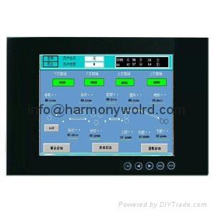 Upgrade Conrac Monitor- Monochrome/Color Monitors K42/V42/V44 Series CRT To LCD  1