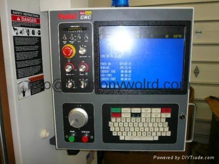 Upgrade FADAL monitor CNC88 CNC88HS -ELE-0189 ELE-0190 ELE-1072 ELE-1073 To LCDs 7