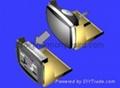 Upgrade Matsushita TX-1450AE TX1450AE TX-1450AE A61L-0001-0074 14inch CRT To LCD